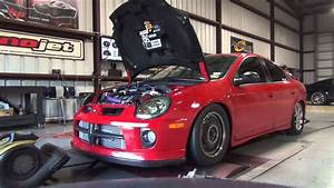 Dodge Neon Srt4 575hp To The Front Wheels