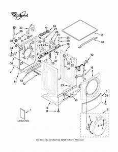 Whirlpool Wfw9400sw01 User U0026 39 S Manual