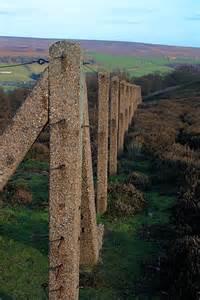 Old Pre-Formed Concrete Fence Posts © Mick Garratt ...