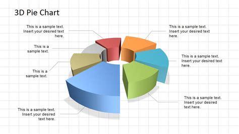 pie chart diagram  powerpoint slidemodel