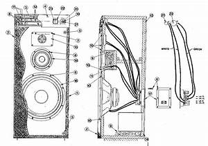 Acoustic Research Speaker System Parts