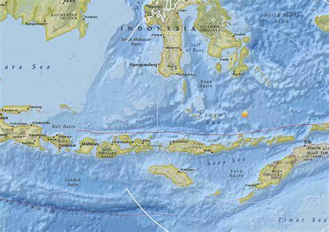 bali volcano eruption mount agung seismograph shows shock