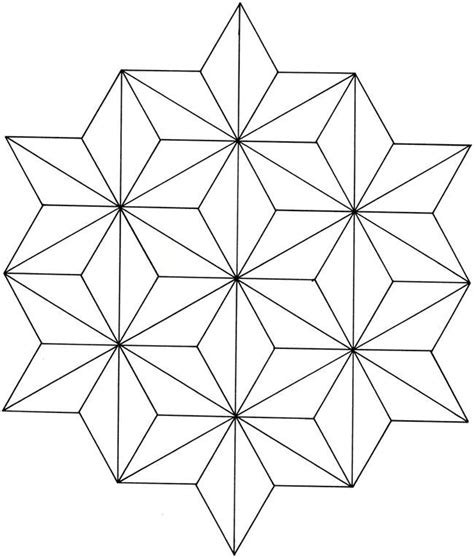Geometric Design Coloring Pages Cool Geometric Design Coloring Pages Coloring Home