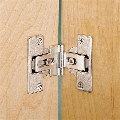 folding door hinge pair rockler woodworking  hardware