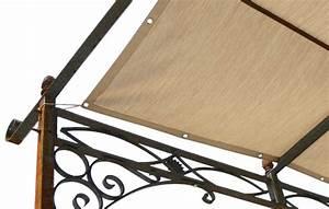 Bache Pour Pergola : pergolas ~ Melissatoandfro.com Idées de Décoration