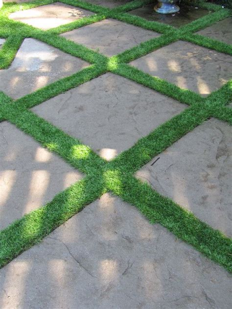 grass  pavers design ideas pictures remodel