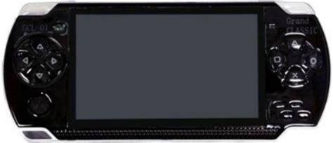 Digi Tech Psp Black Playstation 4 Gb With Preloaded Games