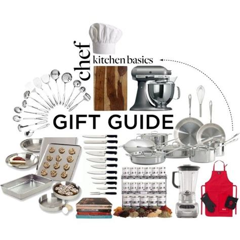 polyvore guide gift kitchen beginner cook cooking