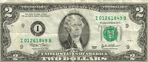 Two Dollar Bill... Dolla Quotes