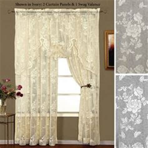 1000 images about lacey window treatments on pinterest
