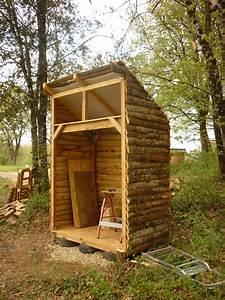 Bienvenue dans notre maison en bottes de paille for Construction toilette seche exterieur