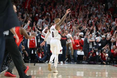 boston celtics react  damian lillards game winning shot