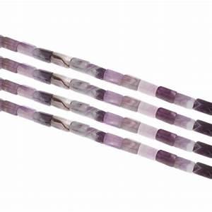Billige Leasing Angebote : 10 natural amethyst perlen 11mm tube natursteine ~ Kayakingforconservation.com Haus und Dekorationen