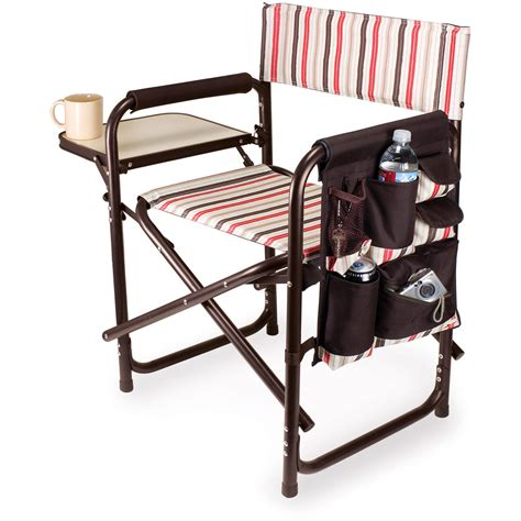 Picnic Time Reclining C Chair by Picnic Time Sports Chair Moka Collection 809 00 777 000