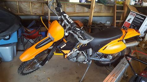 2000 Ktm 640 Lc4 Motorcycles For Sale
