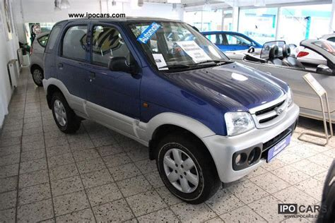 Terios Hd Picture by 2005 Daihatsu Top 1 Hd Terios Automatic Climate