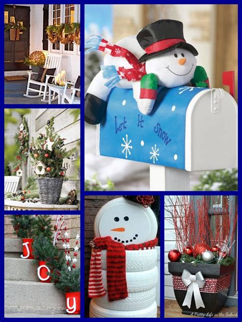christmas decor diy  billingsblessingbagsorg