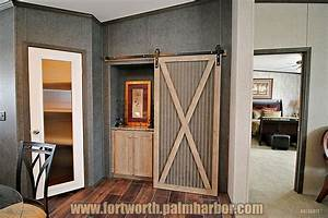 the the kensington manufactured home or mobile home from With barn doors fort worth tx