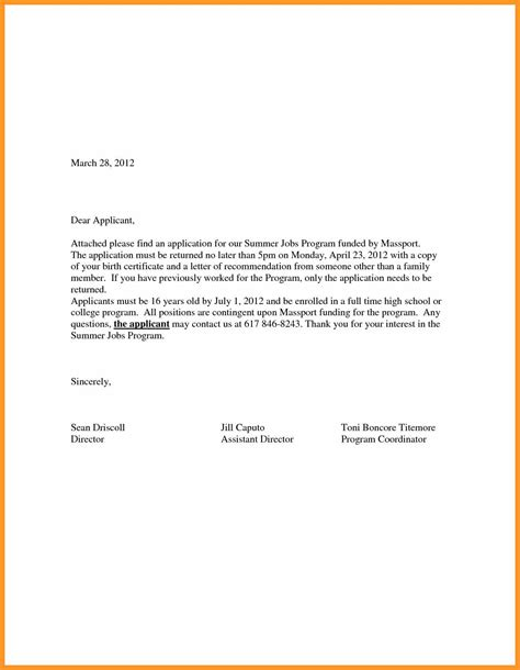 sample employment cover letter written cover letter for job application gallery cover