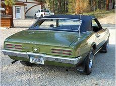 2nd Year '68 Pontiac Firebird 400 Mint2Me