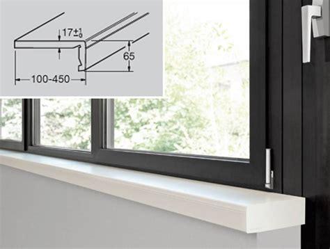 Fensterbank Fuer Den Innenbereich Materialien Und Einbau by Fensterbank Innen Modern Interieur Eltorothetot