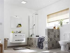 Store Salle De Bain : salle de bain sanitaire leroy merlin ~ Edinachiropracticcenter.com Idées de Décoration