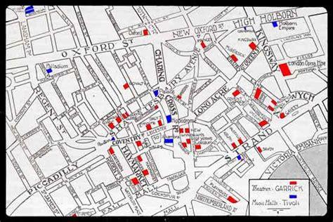 maps street map london
