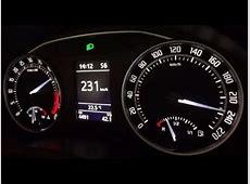 Skoda Octavia RS 0231kmh top speed [HD] YouTube