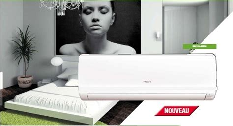 climatisation hitachi r 233 versible inverter murale ae v 233 randa