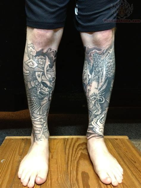 samurai tattoo images designs