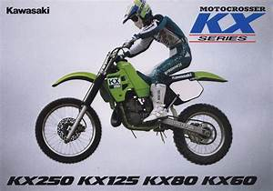 Kawasaki Kx60 And Kx80 1983  U2013 2002 Clymer Owners Service