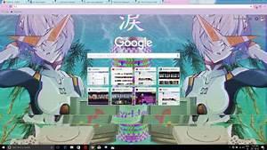 Evangelion Chrome Themes ThemeBeta