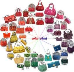 Fashion Color Wheel