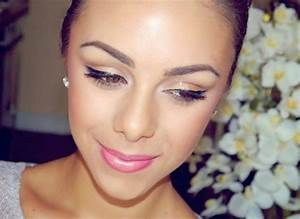 Maquillage De Fête : un maquillage de no l parfait en 19 id es ~ Melissatoandfro.com Idées de Décoration
