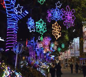 shanghaier education christmas in china