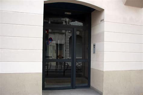 portes dimmeubles  de residences collectives smf services