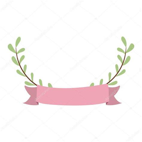 Antes de continúar con el último paso espere hasta que el esmalte este seco. Decoracion de hojas | decoración de la guirnalda de hojas — Vector de stock © grgroupstock ...