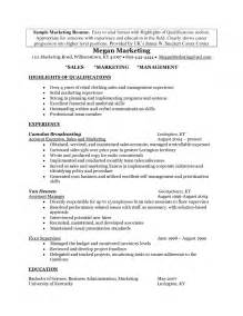 management qualifications for resume exles of resumes exle resume sociology major with 79 exciting an a domainlives