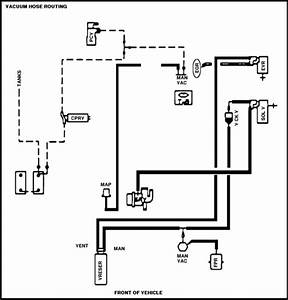 Where Can I Find A Vacuum Hose Diagram Or Photos For A 1988 F250 4wd With A 7 5l V8 And