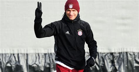 Bayern Munich's Thomas Muller Admits He Is Delighted to Be ...