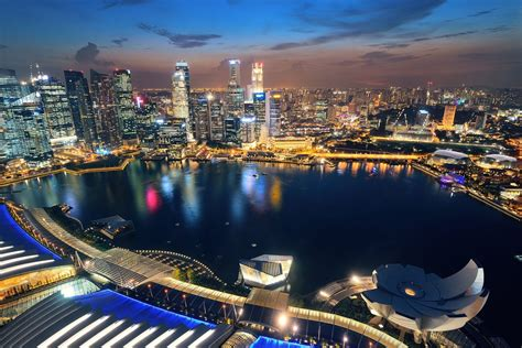 Best Things To Do In Singapore At Night That Don't Involve