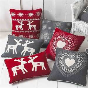 christmas cushions christmas pinterest