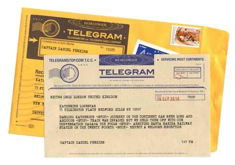 baby   stop telegrams    style stop