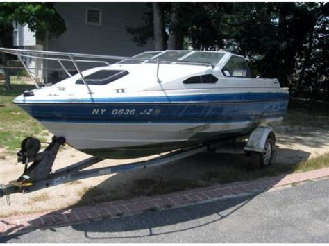 Trophy Boats For Sale Long Island Ny by 1988 Bayliner Capri Cuddy Cabin For Sale 2777 Long