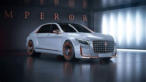 Maybach Car : Scaldarsi Motors' Maybach-based .5 Million Emperor I Is