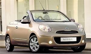 Nissan Micra Cabriolet : rendering nissan micra cabriolet ~ Melissatoandfro.com Idées de Décoration