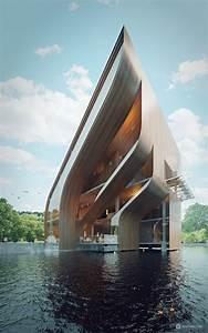 Futuristic Villa in Miami