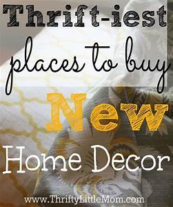 The Thriftiest Places To Buy New Home Decor Style