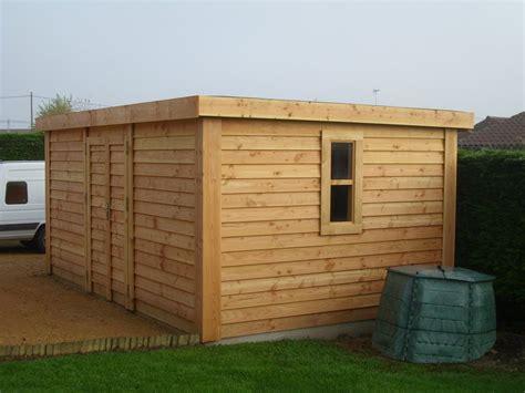 design abri jardin douglas limoges 33 abri bois toit