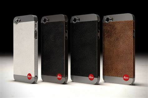 iphone 5 cases leica iphone 5 hiconsumption